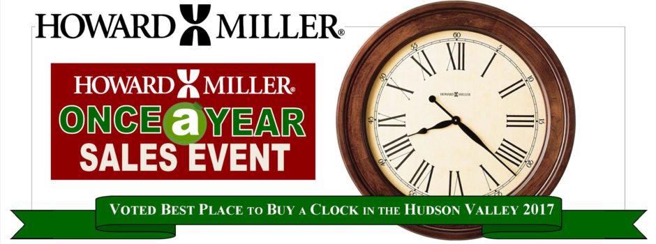 HM Clocks Sale