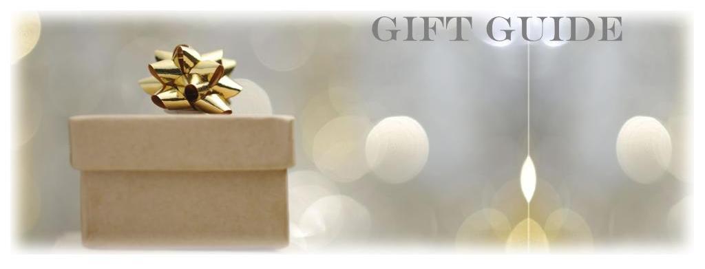 Gift Guide Slide