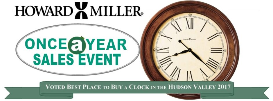 HM Clocks Sale